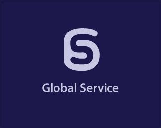 Global Service Logo design - Global Service logo design Price $299.00
