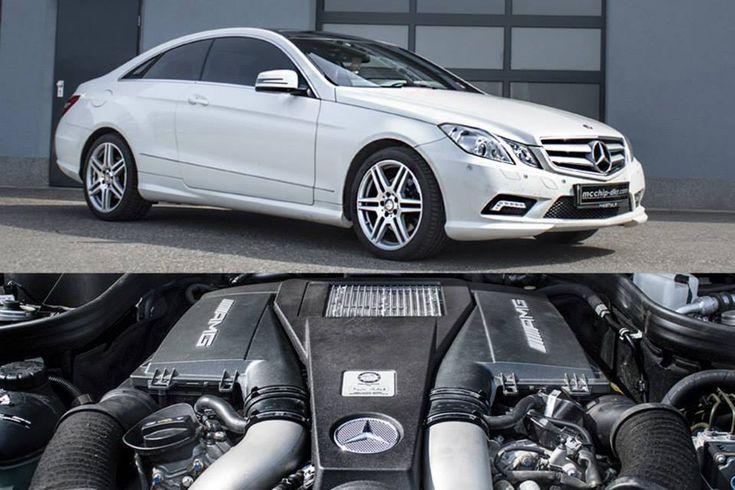 #McchipDKR Gives #MercedesBenz E-Class #Coupe 350 A V8 #AMG Engine http://www.benzinsider.com/2014/07/mcchip-dkr-gives-mercedes-benz-e-class-coupe-350-a-v8-amg-engine/