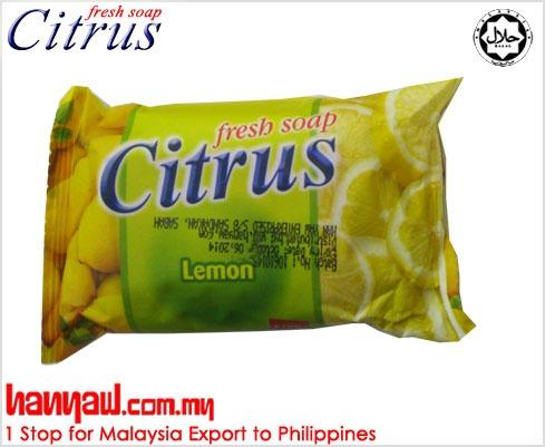 Visit- http://www.hanyaw.com.my/Products/Citrus_Fresh_Soap_Lemon.html