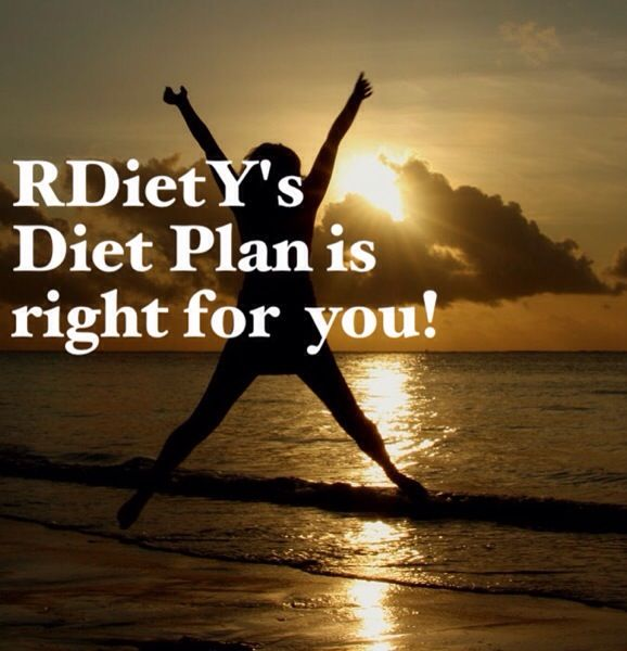 10 reasons RDietY's weight loss diet plan is right for you!