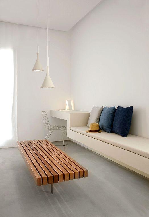 Built-in furniture | Paros Agnanti Hotel