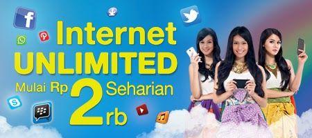 cara daftar paket internet xl unlimited terbaru