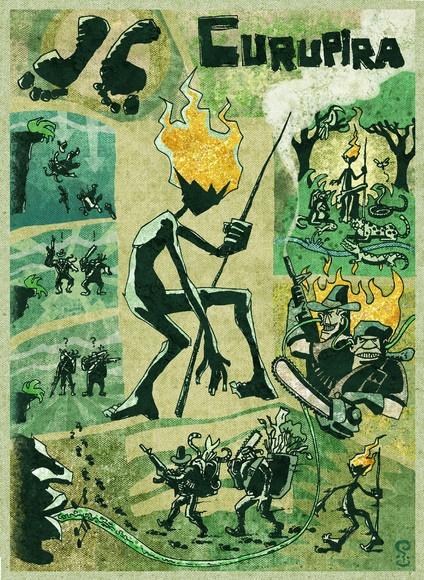 Poster CURUPIRA 2011