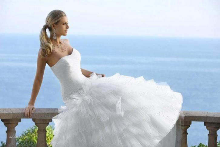 Ladybird bruidsjurk  #trouwjurk #weddingdress NIET MEER VOORRADIG