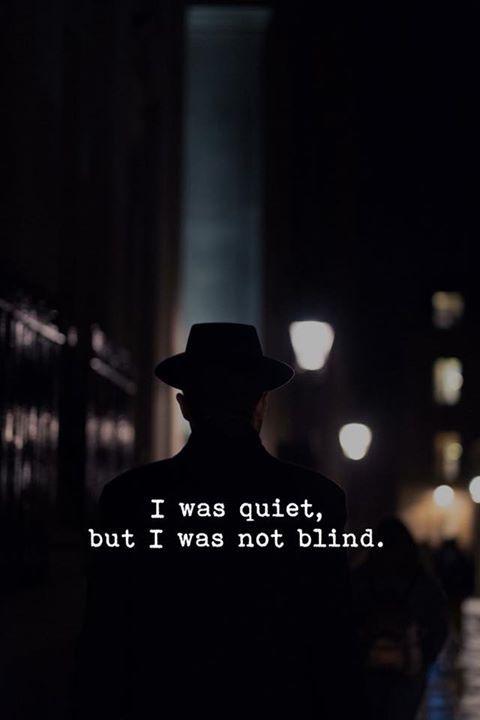 I was quiet.. via (http://ift.tt/2kj04ig)