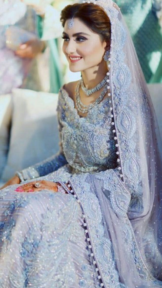 Lovely colour, such a gorgeous bridal dress