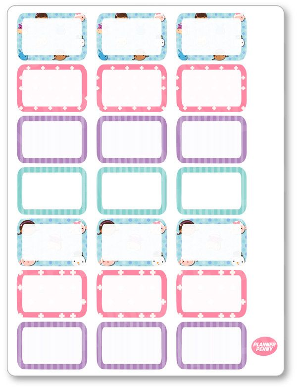 We've just added Doctor Girl Half ... to the shop! Check it out at http://www.plannerpenny.com/products/doctor-girl-half-boxes-pdf-printable-planner-stickers
