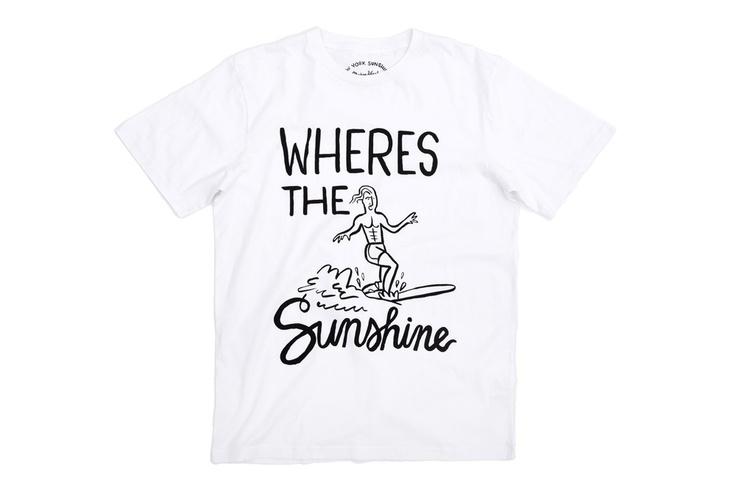 Wheres the sunshine Shirt   www.newyorksunshine.com