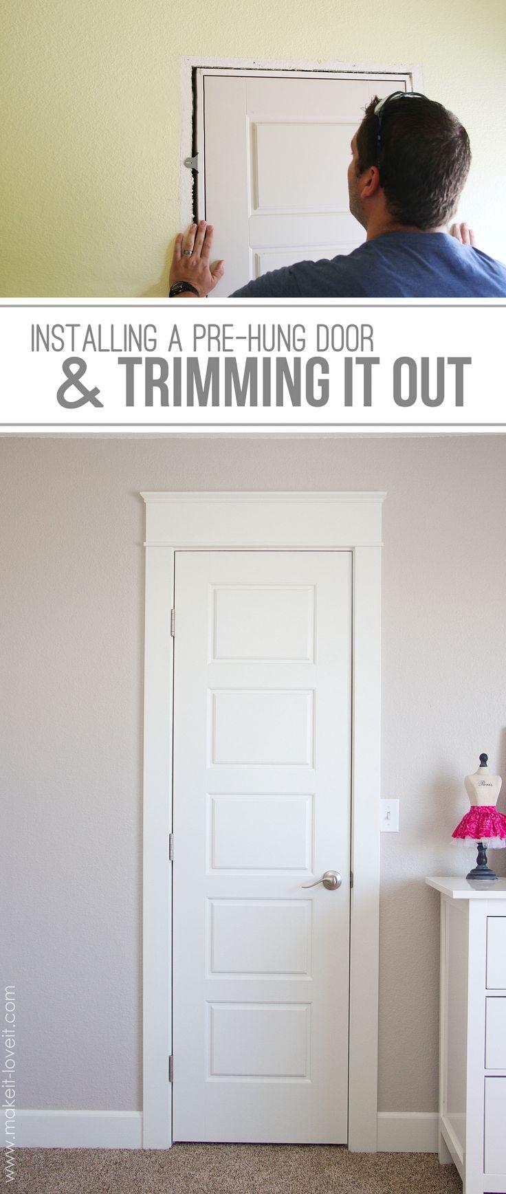Simple interior window trim - Simple Interior Window Trim 44