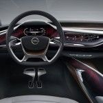 2017 Opel Monza Concept Interior Specs Review Features