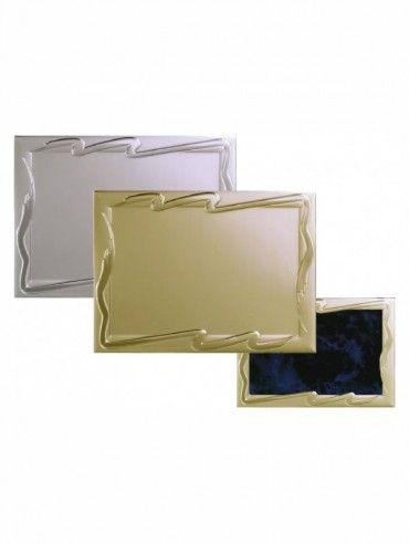 Plachetă cu model 16 x 12 cm. Cod produs: 21-49716.
