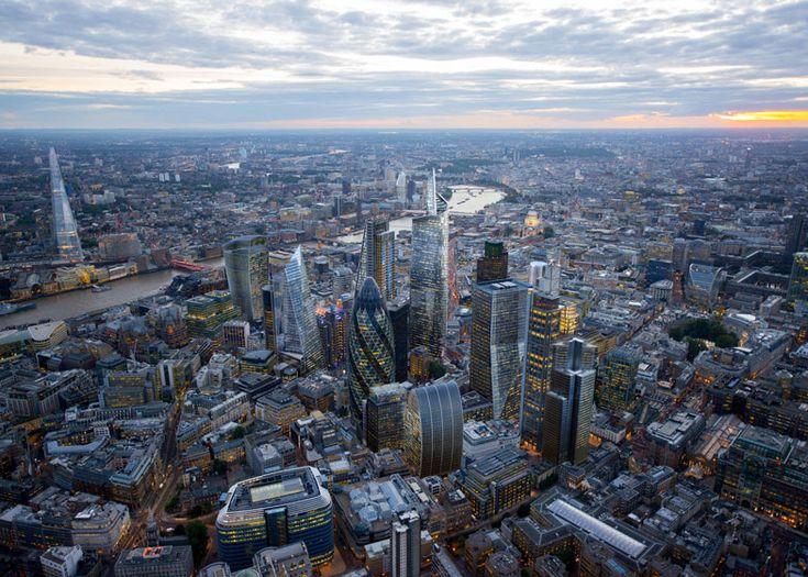 London's future skyline captured in new visualiations