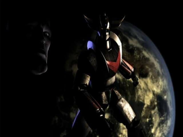 Grendaizer earth defender