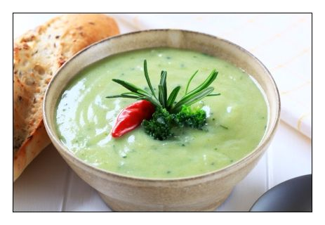 Cream of Broccoli Soup Recipe | Stay at Home Mum