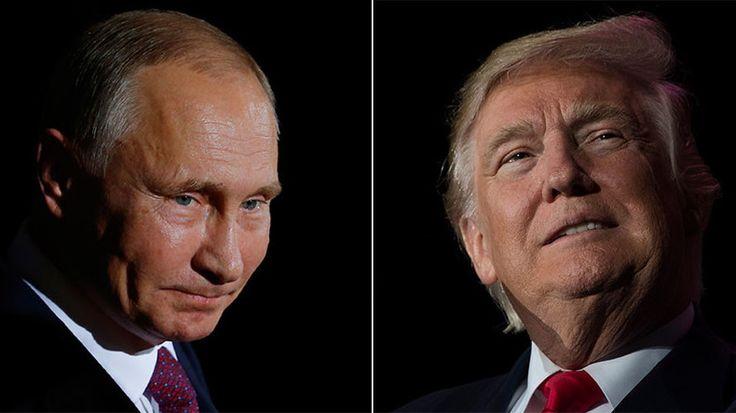 Putin & Trump signal new Russia-US partnership with 1st phone call on ISIS, trade & Ukraine https://www.rt.com/news/375416-putin-trump-telephone-call/