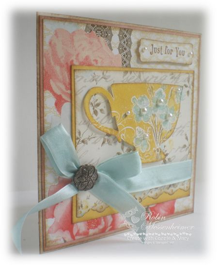 88 best images about stampin up tea shoppe on pinterest for Stampin pretty craft room