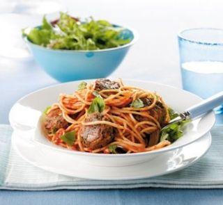 Italian tofu meatballs | Healthy Food Guide