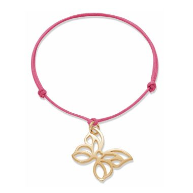Perfect jewel for Spring: the openwork Butterfly for bracelet! Jewel available in 23k gold-plated and 925 silver #lilou #butterfly #spring #perfect #openwork #bracelet
