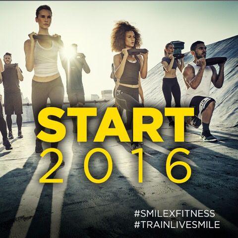 FROHES NEUES JAHR!  Dein ganzes smile X Team wünscht Dir viel Glück und Gesundheit und ein perfektes 2016!  2016 schenkt Dir 366 Tage in denen Du so Leben kannst wie Du es willst. 8784 Stunden um Deine Ziele zu erreichen. 527040 Minuten um glücklich zu sein.  Wir möchten Dir bei jedem Training ein Lächeln schenken und Dir helfen Deine Fitnessziele in 2016 zu erreichen.  Nimm uns beim Wort.  Dein smile X TEAM #start2016 #trainlivesmile #smilexfitness #366tage #8784minuten #527040minuten…