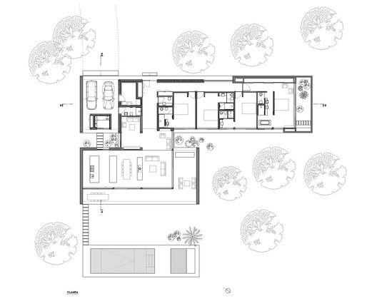 Casa Comporta,Planta Baixa