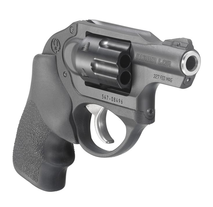 Ruger is now offering a concealed carry option in the light, yet potent .327 Federal Magnum.