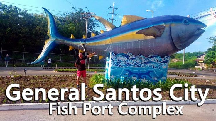 GENERAL SANTOS CITY FISH PORT COMPLEX