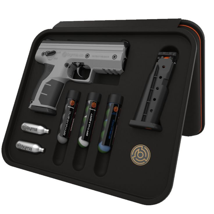 Byrna best nonlethal self defense products in 2020