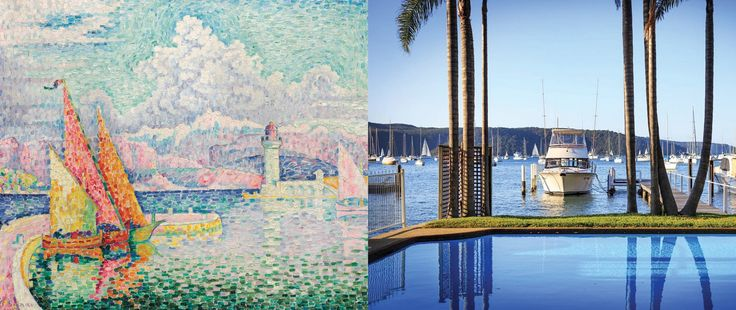 Exploring the relative values of passion assets across a selection of Christie's art and real estate offerings brought to you by Marcie Hahn-Knoff  REALTOR®   Broker, PureWest Christie's International Real Estate homeinbozeman.com