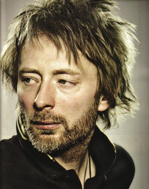 """""""I think the most important thing about music is the sense of escape."""" ~ Thom Yorke"""