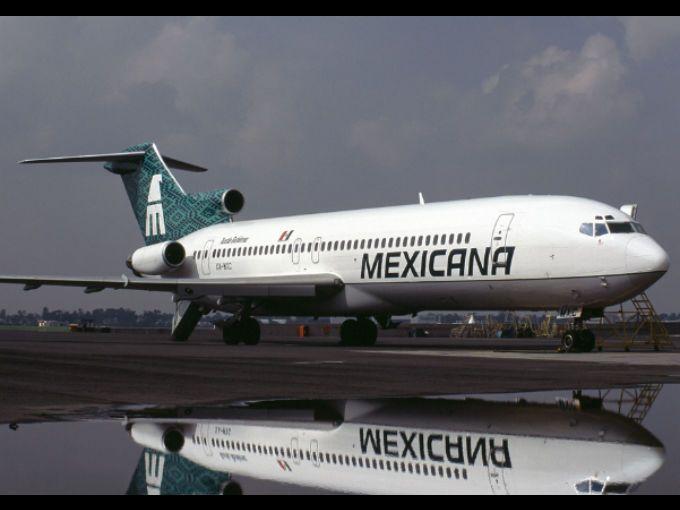 Mexicana de aviación 727-264 Adv.