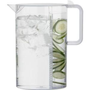 Ceylon Pitcher 102oz. :: Add cucumber, lemons, ginger, mint :: Great for detox beverages