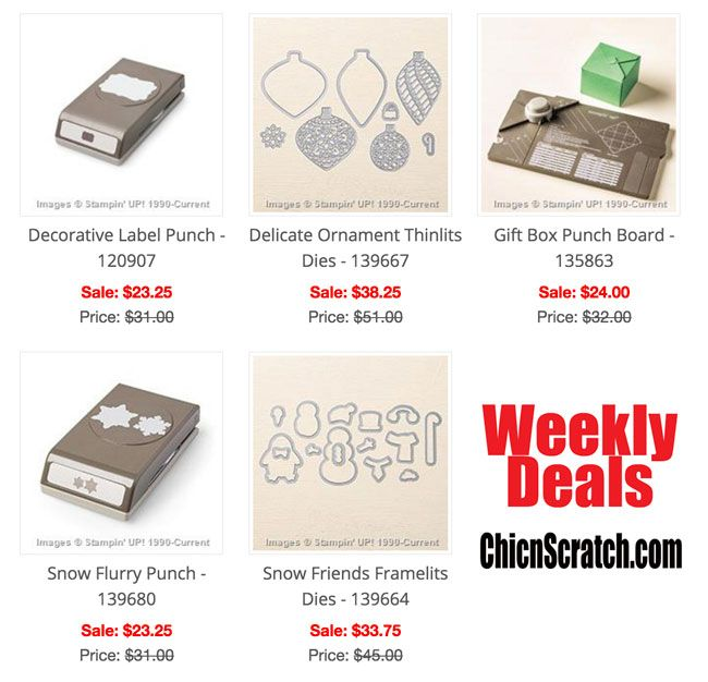 StampinUp! Weekly Deals Feb2 http://mychicnscratch.com/2016/02/stampin-up-weekly-deals-feb-2.html