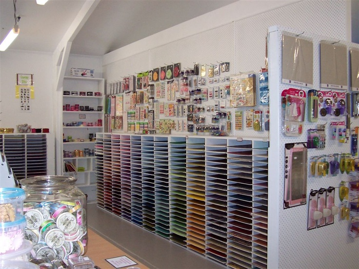 10 Best Scrapbook Store Images On Pinterest Craft Rooms Craft