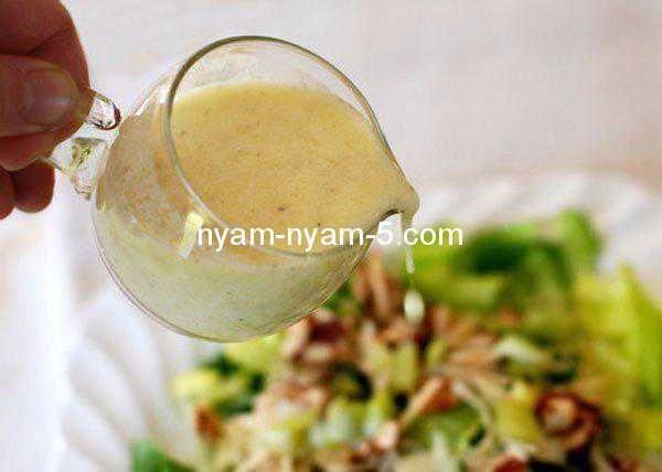 5 найсмачніших заправок для салатів : Ням ням за 5 хвилин