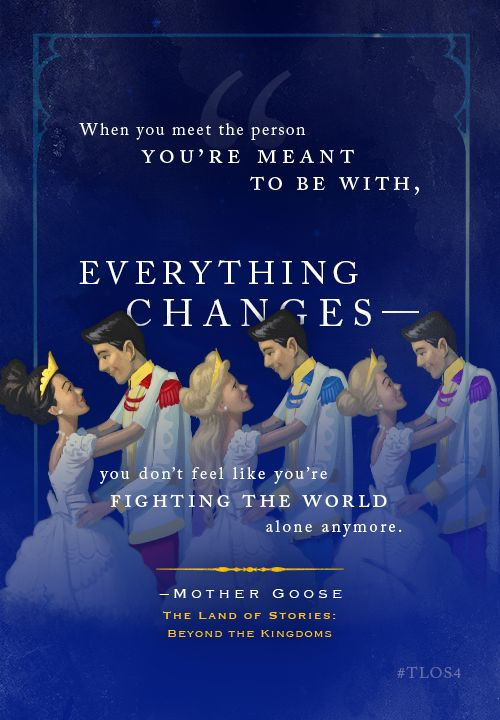 Mother Goose Quote