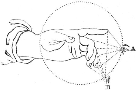 Aspect of Moving Fingers