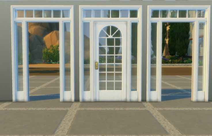Lana Cc Finds Lattice Door And Arch By Adonispluto Sims