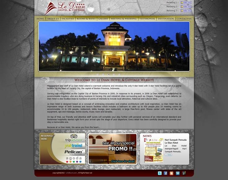 "ledian hotel ""home"" - www.orbitbumi.com"