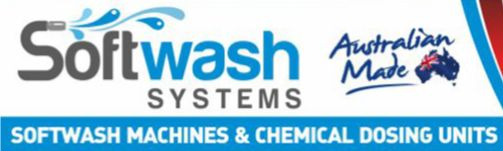 Softwash Systems & Chemical Dosing Units custom built here in Australia by our team at Queensland Jetters & Pressure Cleaners Pty Ltd. Phone 07 5561 7771.