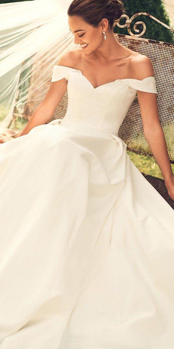 24 Stunning Cheap Wedding Dresses Under 1 000 Wedding Forward In 2020 Ball Gowns Wedding Ball Gown Wedding Dress Davids Bridal Wedding Dresses