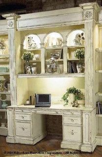 Belmont Home Office - traditional - home office products -  - by Habersham Home