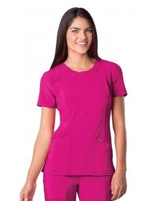 INFINITY CERTAINTY® V-NECK TOP - www.uniformsandscrubs.com