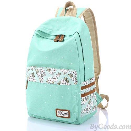 Best 25  Polka dot backpack ideas on Pinterest | Mint backpack ...
