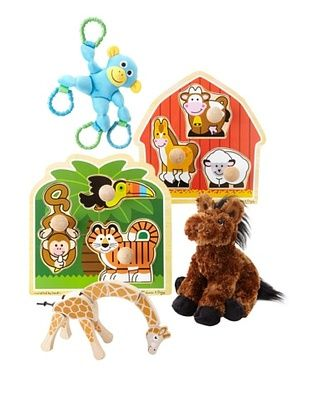 34% OFF Melissa & Doug Animals Bundle