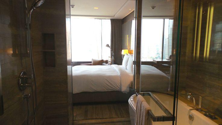 King Room at the Hilton Sukhumvit Bangkok Hotel in Thailand