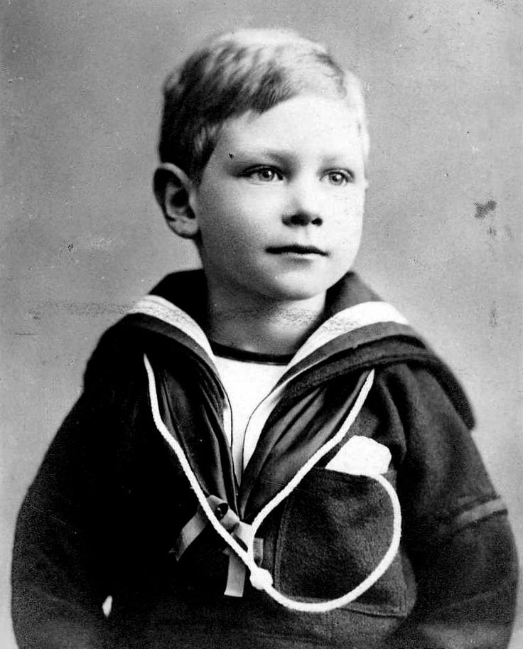 King George V's second child, Prince Albert, who was to become HM George VI, father of Queen Elizabeth II.