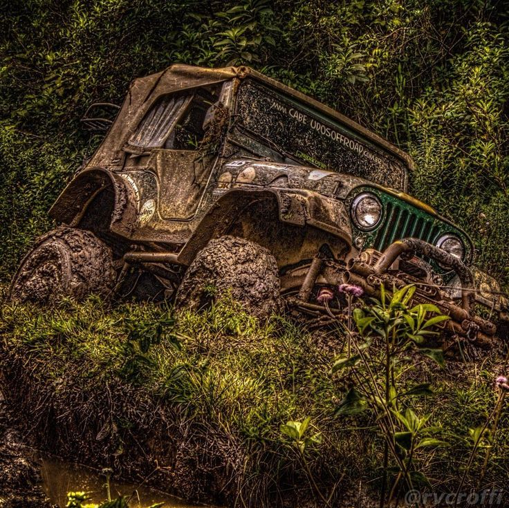 539 Best Vintage Jeep Cj5 And Willys Images On Pinterest