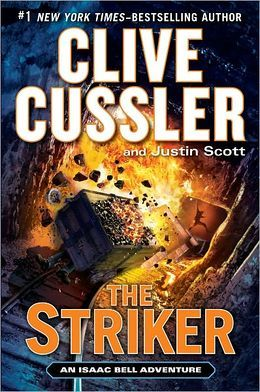 I libri in uscita negli USA: Clive Cussler, The Striker