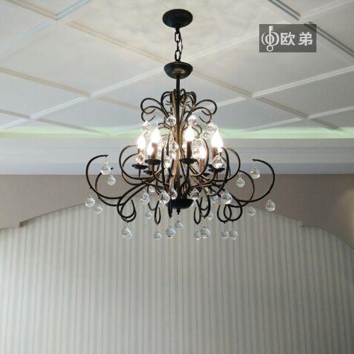 Online kopen Wholesale kristallen tafel kroonluchter uit China ...
