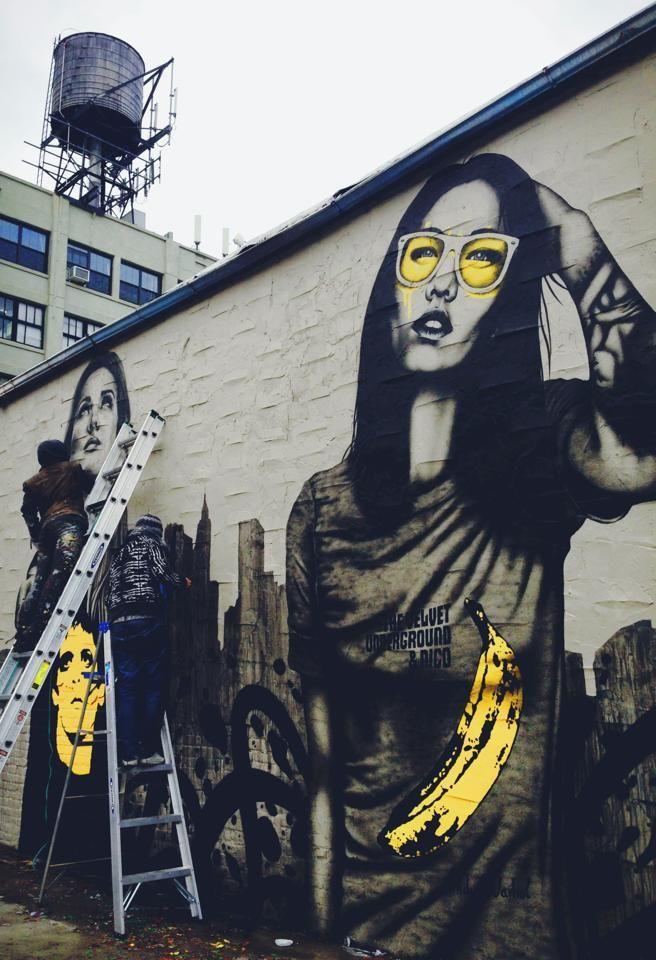 Gut bekannt 432 best Eyes On The Street images on Pinterest | Urban art, 3d  KA33